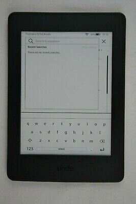 Amazon Kindle Paperwhite DP75SDI 3rd Gen 4GB eReader