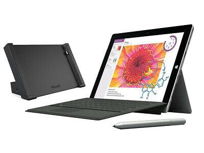 Microsoft Surface GB + 4G Tablet, Docking Station,