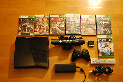 Microsoft Xbox 360 Kinect Special Edition 250GB Console,