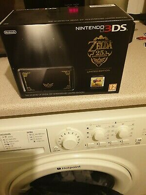 Nintendo 3DS The Legend Of Zelda 25th Anniversary Limited