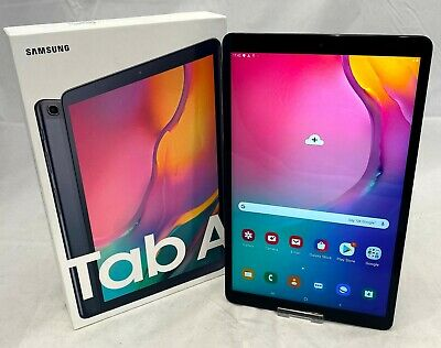 Samsung Galaxy Tab A (GB, Wi-Fi + 4g 10.1in - Black
