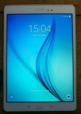 Samsung Galaxy Tab A SM-TGB, Wi-Fi, 9.7in - White -