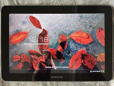 Samsung Galaxy Tab GT-PGB, Wi-Fi, 10.1in - Black