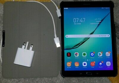 Samsung Galaxy Tab S2 9.7 inch 32GB Wi-Fi Tablet - Black -
