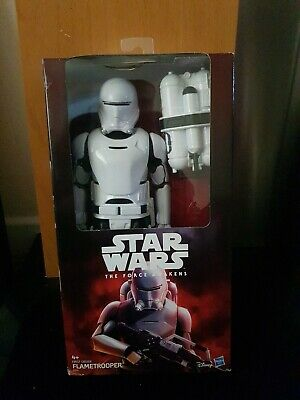 Star Wars - The Force Awakens - Flametrooper - New