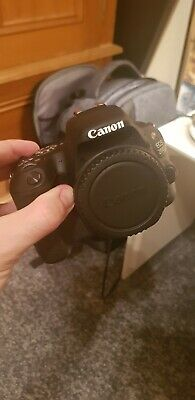 Canon EOS 200D 24.2 MP DSLR Camera Body only - Black