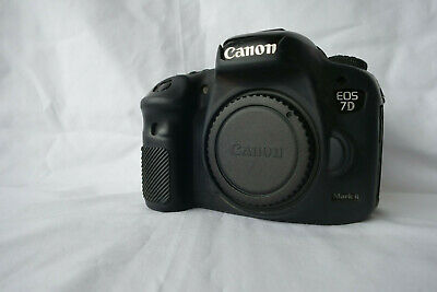 Canon EOS 7D II 20.0 MP Body Digital Camera - Black in