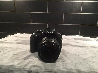 Canon EOS D 12.0MP Digital SLR Camera with mm DC