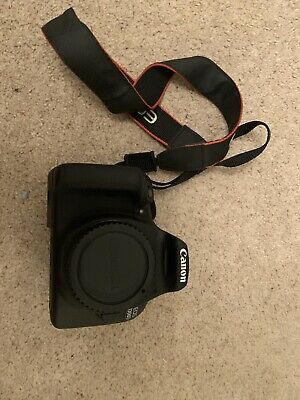 Canon EOS D Camera Kit With Backpack And Accessories
