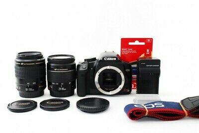 Canon EOS Rebel XSi/450D/Kiss XMP mm Lens