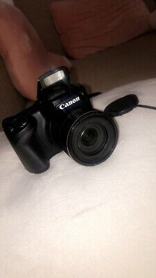 Canon PowerShot SX420 IS 20.0 MP Compact Digital Camera -