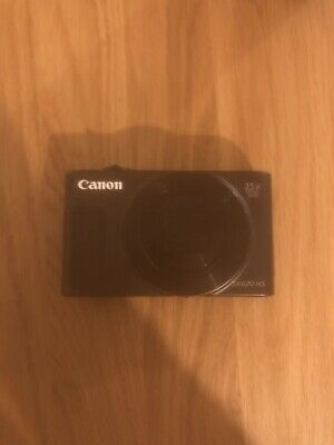 Canon PowerShot Sx620 HS Compact Camera - With 32GB SD Card