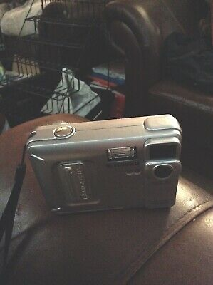 Fujifilm MX MP Digital Camera - Silver