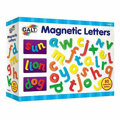 Galt Toys Kids Play and Learn Magnetic Letters - FREE & FAST