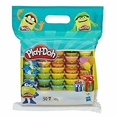 Hasbro PLAY-DOH Set of 50 x 28g Tubs SEALED Playdoh g