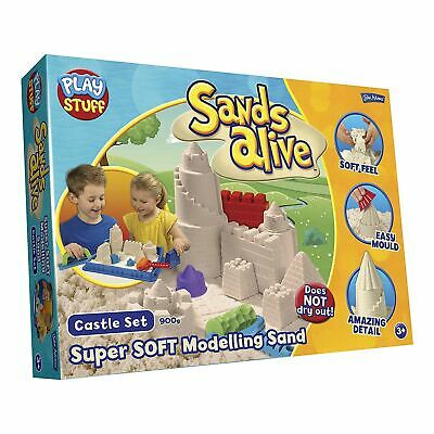 JOHN ADAMS SANDS ALIVE CASTLE SET TOY