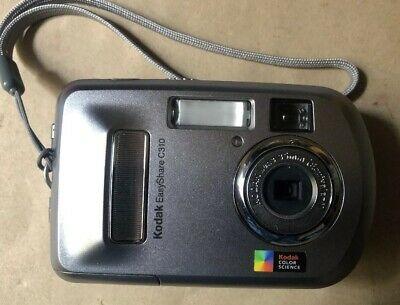 Kodak EasyShare C Megapixel 5x Zoom Digital Camera -