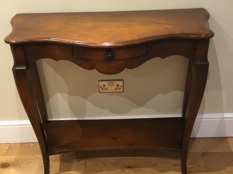 Living Room or Hall wall table