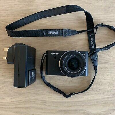 Nikon 1 JMP Digital Camera + mm f/ Lens -