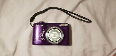 Nikon COOLPIX LMP Digital Camera - Purple