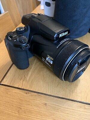Nikon Coolpix P MP Digital Camera - Black