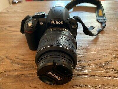 Nikon D Digital SLR Camera (Kit w/ VR mm Lens),