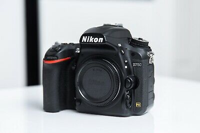 Nikon D750 DSLR Excellent Condition Camera Body Only With 2