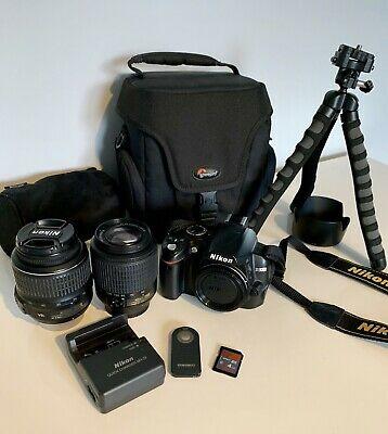 Nikon DMP Digital SLR Camera with mm, mm