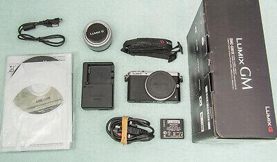 Panasonic LUMIX DMC-GMMP with  lens, Excellent,