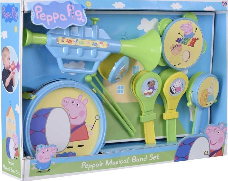 Peppa Pig's Musical Band Set