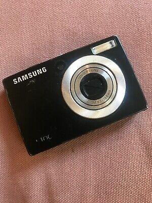 Samsung L Series LMP Digital Camera - Black Used - No