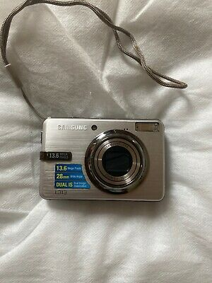 Samsung L Series LMP Digital Camera - Silver New