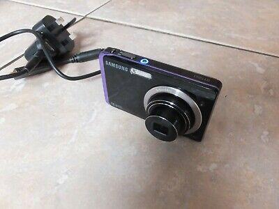 Samsung ST Series ST MP Digital Camera - Dual