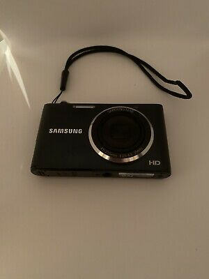 Samsung ST Series ST150F 16.2MP Digital Camera - Dark Blue