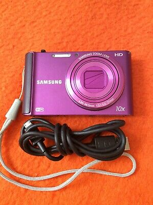 Samsung ST Series ST200F 16.1MP Digital Camera