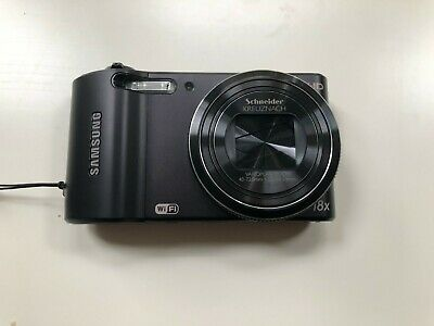 Samsung WB Series WB150F 14.2MP Digital Camera - Black, like