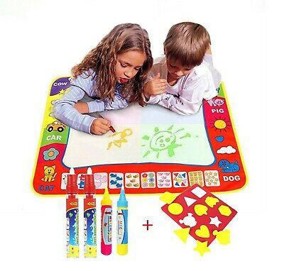 Water Doodle Magic Mats For Kids 31.5x23.6inch, TQP-CK Water
