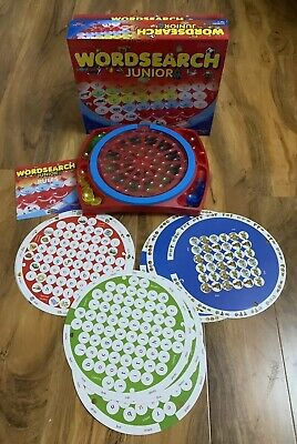 Wordsearch Junior Game - The Word Puzzle Board Game for Kids