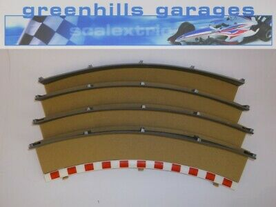 Greenhills Scalextric Standard Curve Outer Borders & Fences