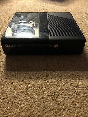 Microsoft Xbox 360 E 500GB Black Console