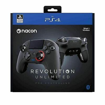 Nacon Revolution Unlimited Pro Wireless Controller