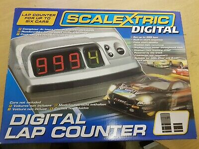 Scalextric Digital Lap Counter C