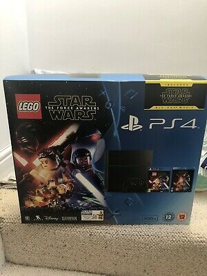 Sony PlayStation GB Star Wars Lego Edition