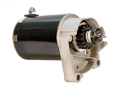 Starter Electric B&Amp;S Replaces Briggs &Amp; Stratton: