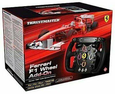 ThrustMaster Ferrari F1 Add-On Wheel PS4, Xbox One, PC PS3