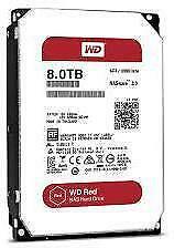 Western Digital WD Red 8TB 24x7 - WD80EFZX-RFB