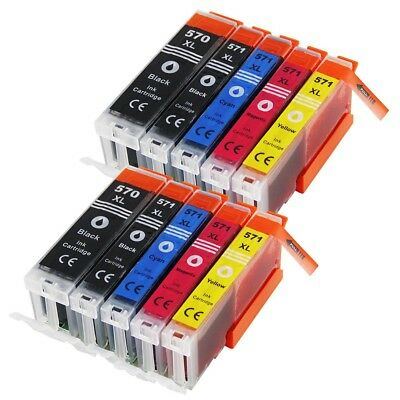 10x Printer Cartridge Compatible with Canon MG- MG