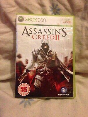 Assassin's Creed II (Microsoft Xbox )