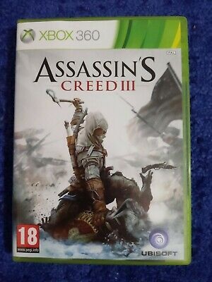 Assassin's Creed III (Microsoft Xbox )