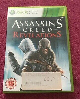 Assassin's Creed: Revelations (Microsoft Xbox )